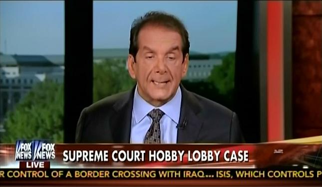 Krauthammer Hobby Lobby