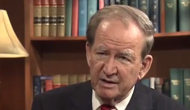 patrick buchanan Patrick buchanan deconstructing america english 115-07 20 april 2015 buchanan butchers america today we americans, african-americans, mexican-americans, asian-americans, etc have all come together united as one great nation.
