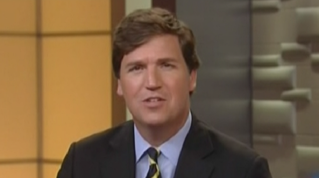 Tucker Carlson, Daily Caller Editor-in-Chief