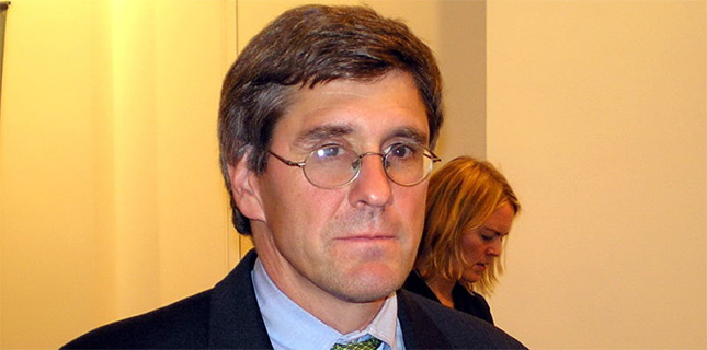Heritage Foundation Chief Economist Stephen Moore