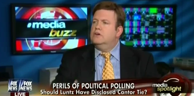 CBS Analyst Frank Luntz Confronted About Lack Of Disclosure
