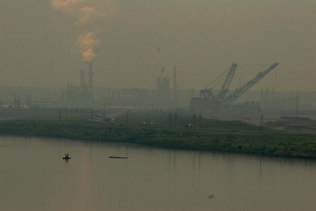 Tar Sands Refinery