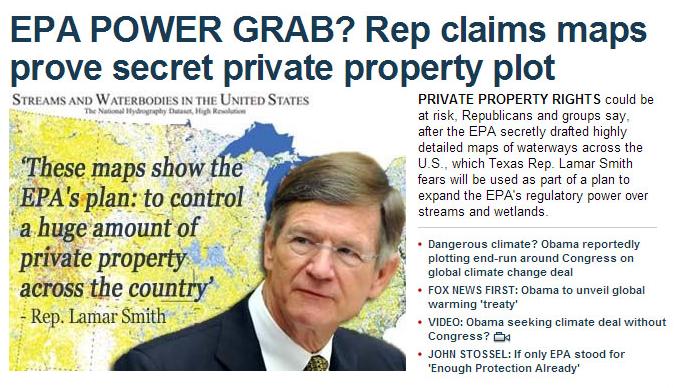 Fox News EPA