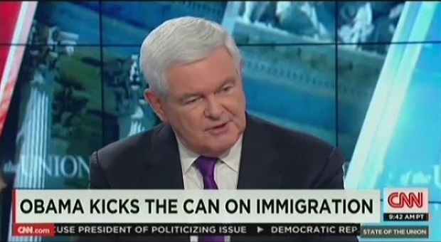 Gingrich On SOTU