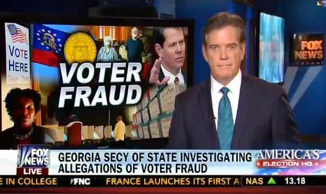 Two groups investigated in connection to voter fraud in Georgia