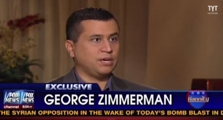 Hannity S Advocacy Reportedly Quot Lit Up Quot George Zimmerman S