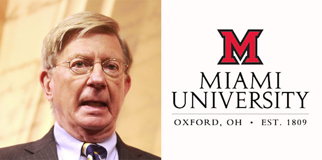 """Professors Slam George Will Campus Appearance After """"Hate ..."""