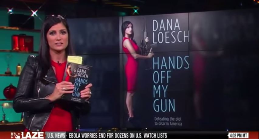 Dana Loesch's New Gun Book Botches Quotes From The Founding
