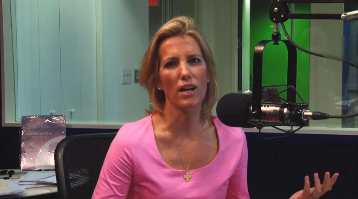 Laura Ingraham Asks Republicans To Stop Calling Trump