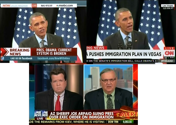 Arpaio on Fox