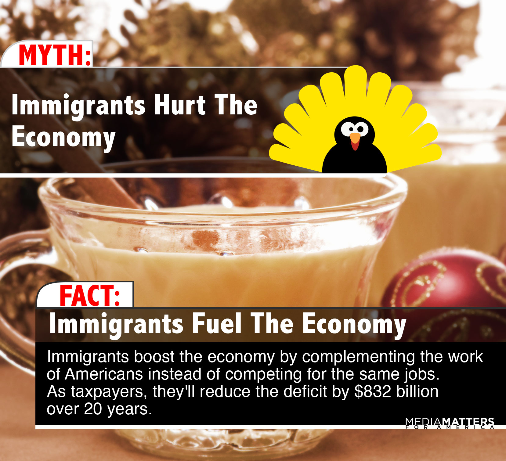 Immigrants and the Economy Myths and Facts