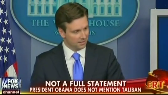 Fox Moves The Goalposts On White House Terrorism Reponse