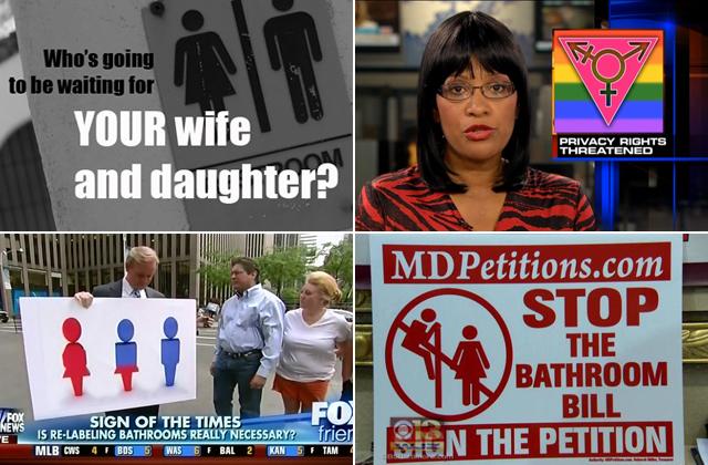 The Death Of The Transphobic Bathroom Bill Myth