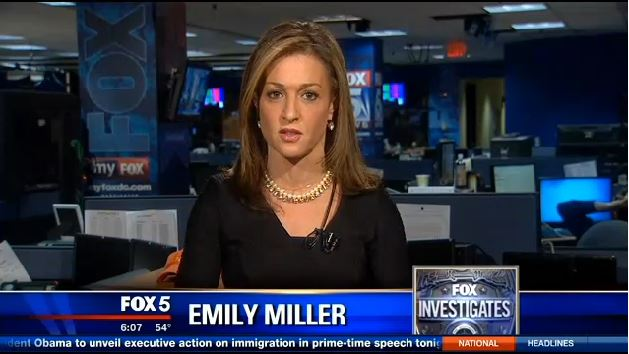 Gun Advocate Emily Miller To Leave Fox 5 Station