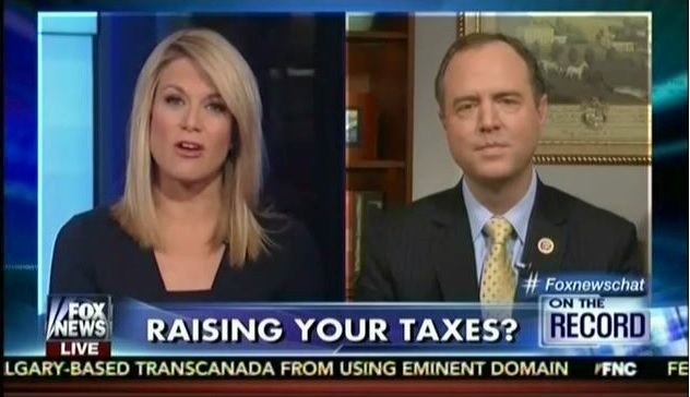 On The Record Tax Chyron