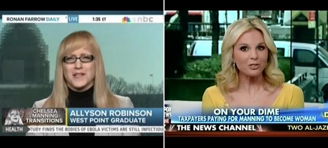 Fox vs. MSNBC Coverage of Transgender Healthcare
