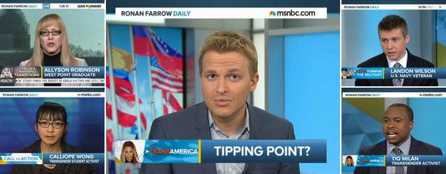 Why Ronan Farrow Daily Was The...