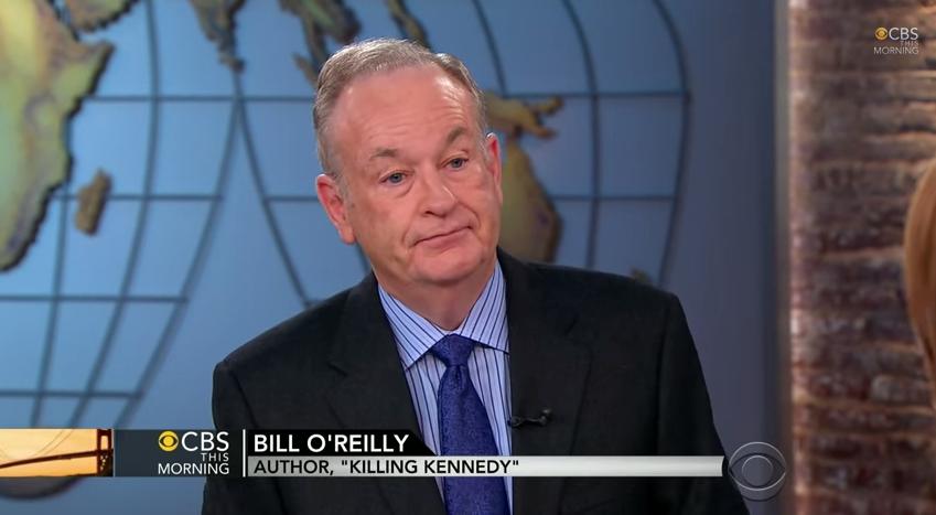 O'Reilly Killing Kennedy