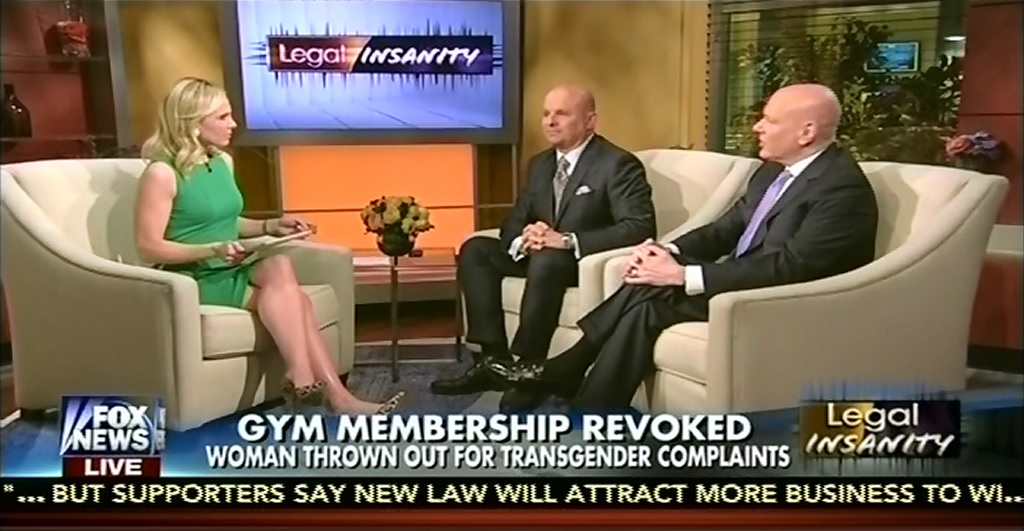 Fox news attacks planet fitness s trans inclusive locker room policy