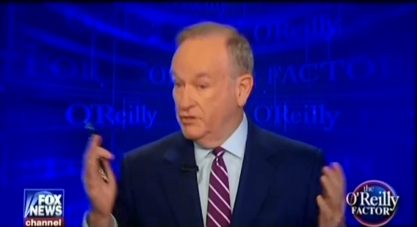 O'Reilly: Ending Stop-And-Frisk Has Led To More Shooting ...