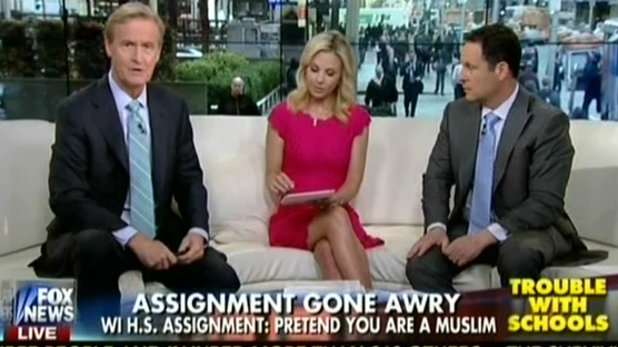 Fox & Friends: Teach Children Islamophobia