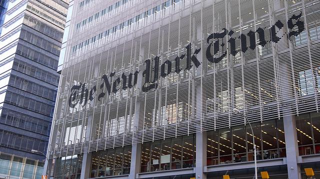 NY Times Bldg.