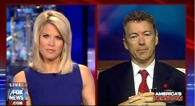 Rand Paul on Fox News