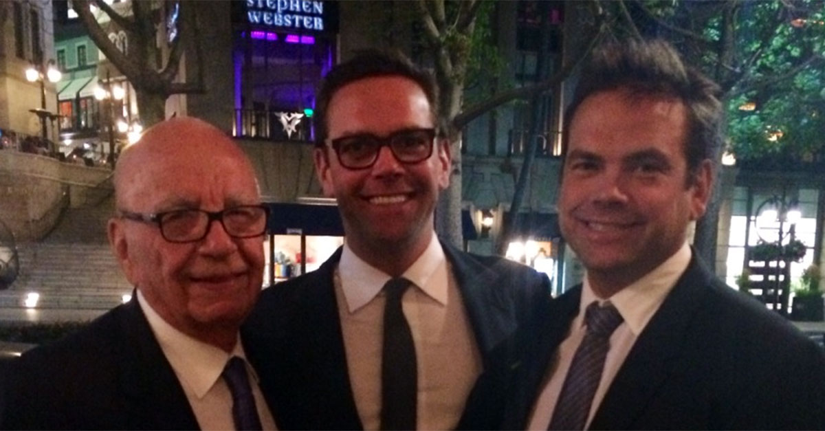 photo image Statement of Angelo Carusone on Fox News possibly holding up the Murdochs' Sky takeover
