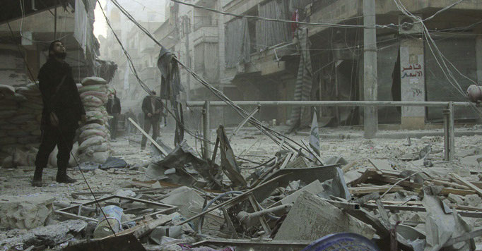 impact of media on war While photos and videos from syrians can help journalists tell the unfolding story, there is a risk of disseminating misinformation.