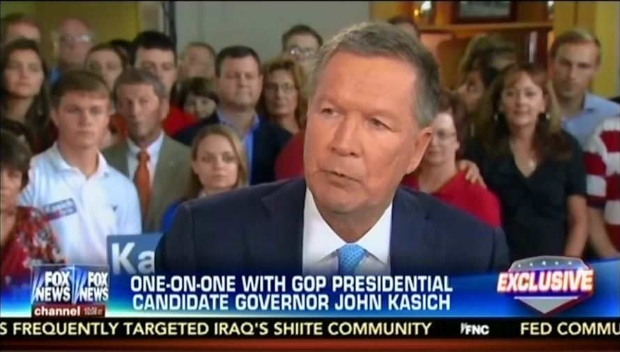 Kasich Walks Back Advocacy For The Poor, Proposes ACA Repeal