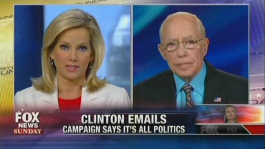 Fox News Sunday Allows Bush Adviser To Baselessly Claim ...