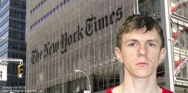 O'Keefe, NYT