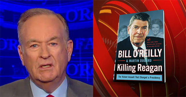 Bill o'reilly store