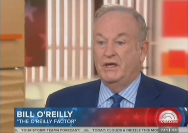 Bill O'Reilly Says Carson Is Entitled To Oppose A Muslim ...