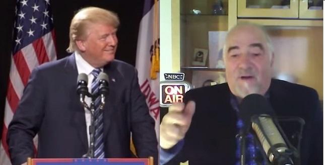 Este Locutor Le Dijo A Trump Que Los Hispanos Van A Votar Por Él Porque  No Les Gusta Obedecerle A Una Mujer