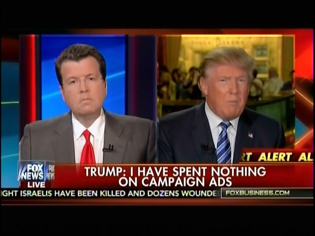 Neil Cavuto Tackled Trump. It Wasn't the First Time – Variety |Your World With Neil Cavuto 2005