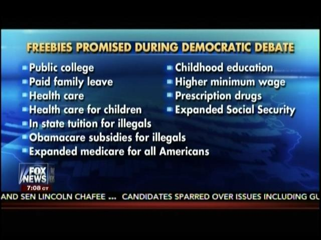 """Affordable Health Care >> Conservative Media Attack Democratic Proposals As """"Free Stuff,"""" Laud Republican Tax Plans That ..."""