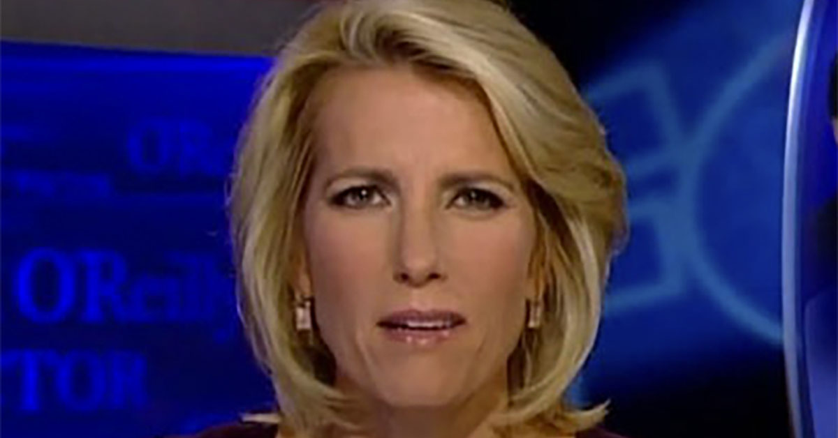 Laura Ingraham Warns That The Global Order Insists That