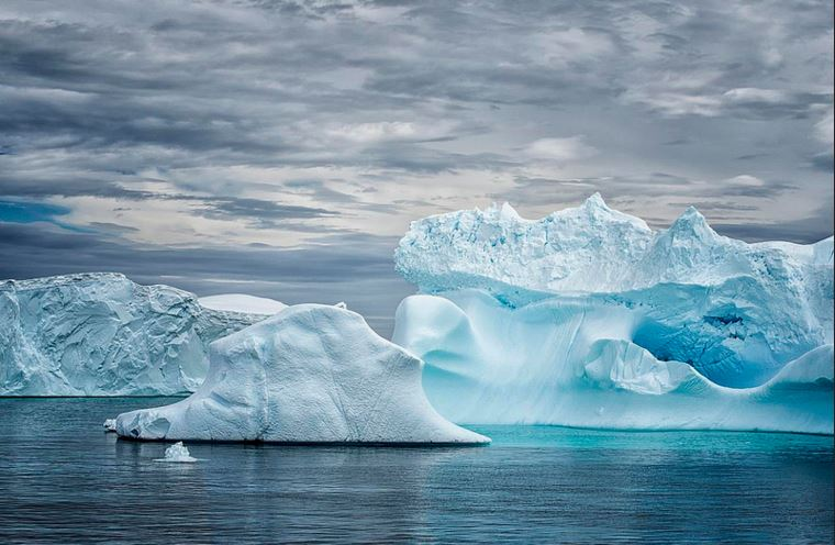 NASA Scientist Warned Deniers Would Distort His Antarctic Ice Study -- That's Exactly What They Did