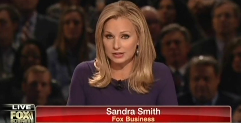 Sandra Smith Wonders If GOP Candidates Hate Janet Yellen Enough To Break The Law