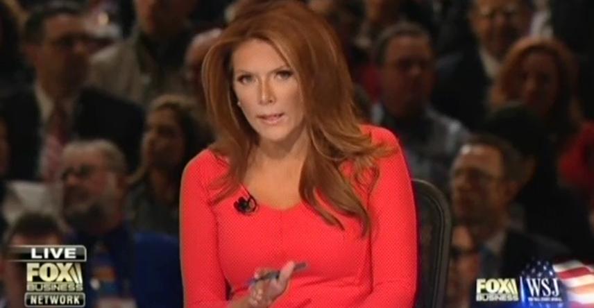 Fox Business Host Trish Regan Questions Gov. Chris Christie
