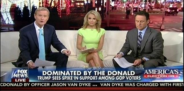 CNBC's Squawk Box and Fox's Fox & Friends Are Friendly