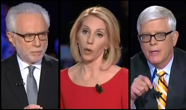 CNN Debate Hosts