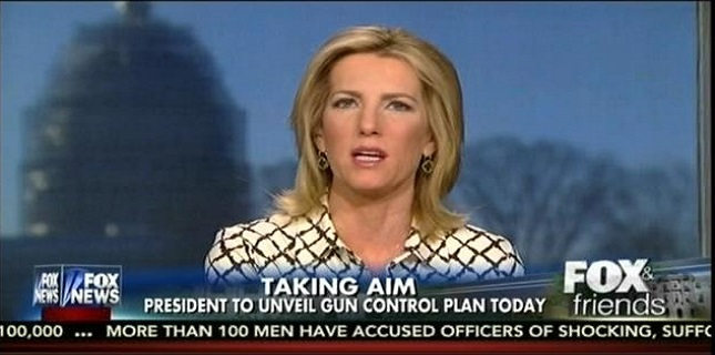 Fox's Ingraham Baselessly Suggests Obama's Executive Actions