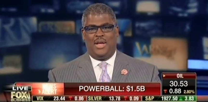Gerri Willis Shuts Down Fox Business' Powerball Promotion
