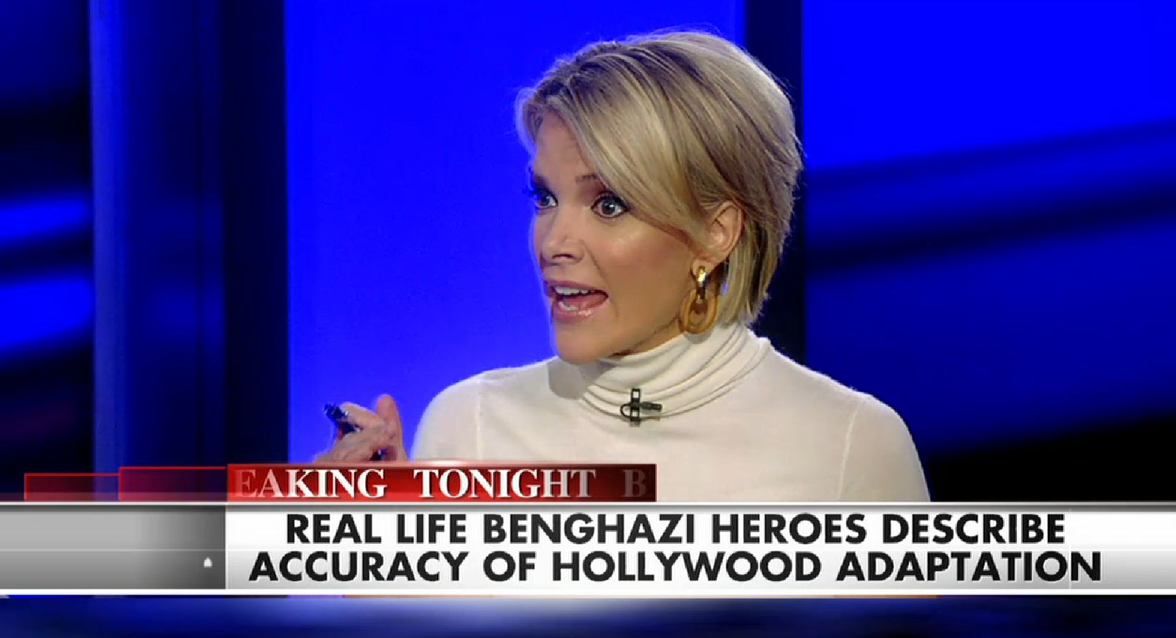 Megyn Kelly Turned Her Show Into A Junket For Michael Bay S Benghazi Movie Media Matters For America