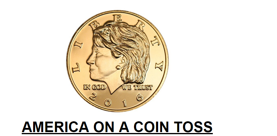 Media Falsely Attribute Clinton Iowa Caucuses Win To Coin Flips