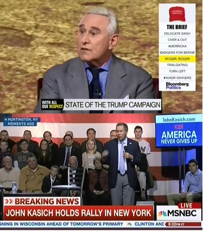 Msnbc Breaking News: MSNBC Confirms That Trump Ally Roger Stone Has Been Banned