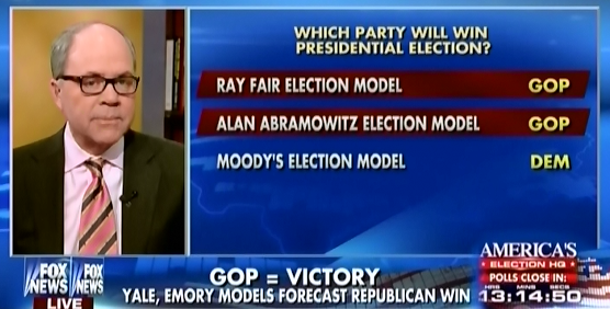 Fox News Misses Important Context On Economic-Based Election