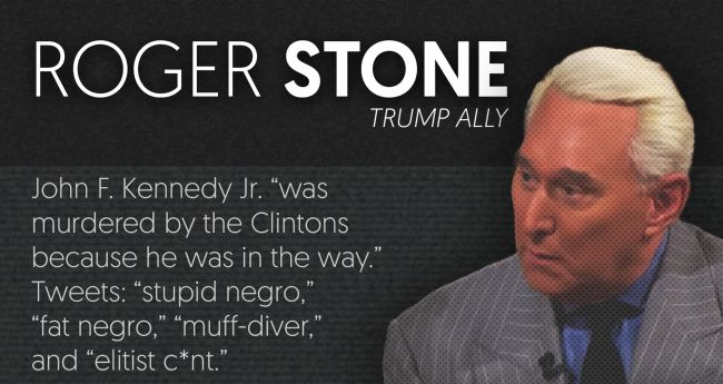 Image result for roger stone quotes